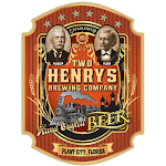 Logo of Two Henrys Gilded Age Golden Lager