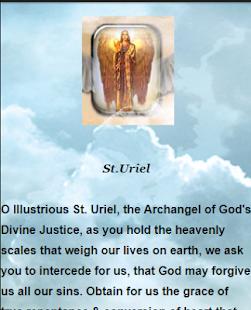 Prayer To Seven Archangels - náhled