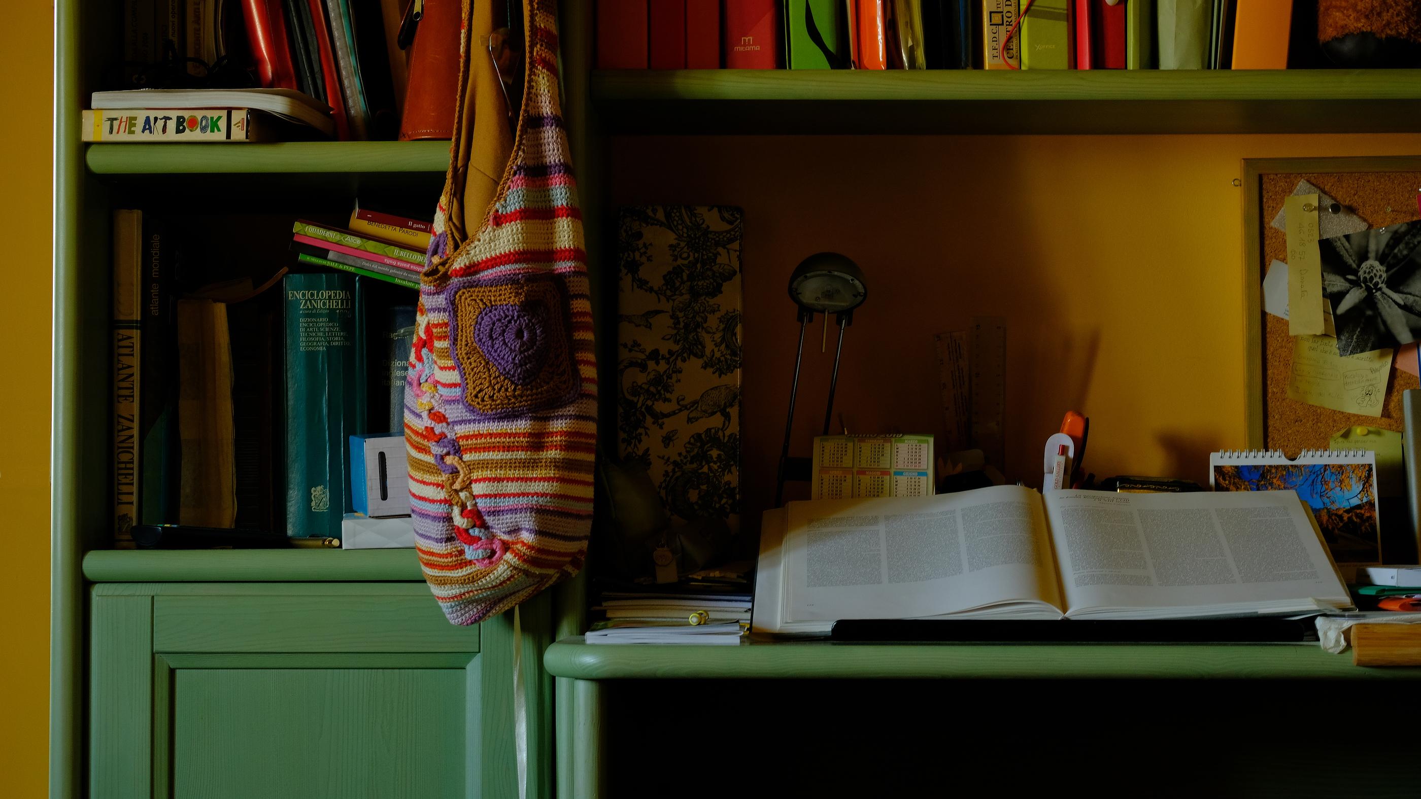 the student's corner di Daniela Ghezzi