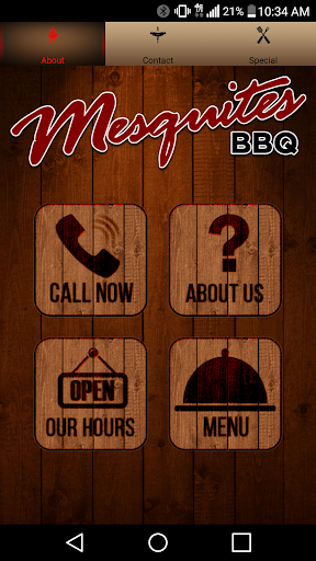 Mesquite Bar Grill