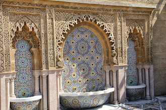 Photo: Rabat-Mosquee