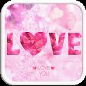 Love Emoji Keyboard Theme icon