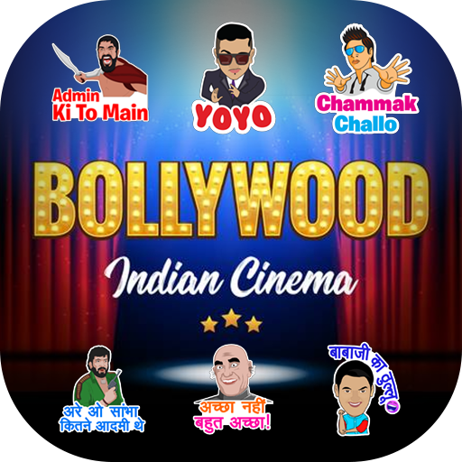 Bollywood Sticker Packs for whatsapp