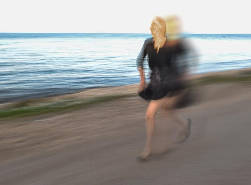 Corri ... corri... ma dove? di Diana Cimino Cocco