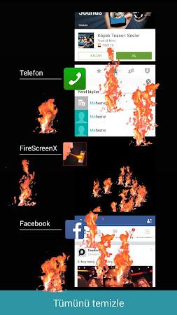 Fire Screen Prank 1.2 screenshot 768120