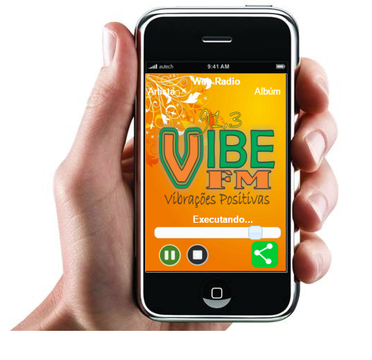 Vibe FM- screenshot