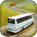Offroad Bus Hill Driving Sim: Mountain Bus Racing icon