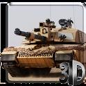 Tank Leopard Live Wallpaper icon