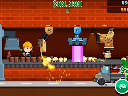 Factory Inc. Screenshot