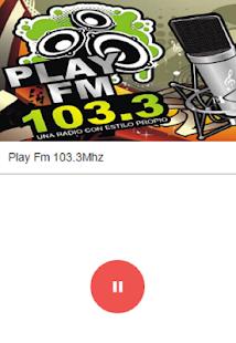 PLAY FM 103.3 - náhled