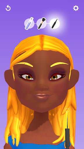 Perfect Makeup 3D  screenshots 3