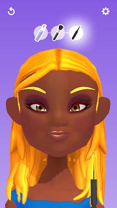 Perfect Makeup 3Dのおすすめ画像3