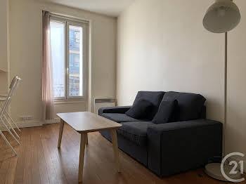 Appartement meublé 2 pièces 30,8 m2