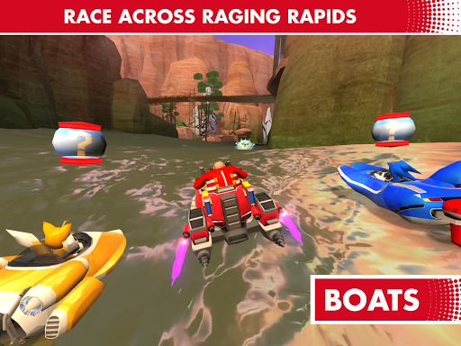 Sonic Racing Transformed screenshot 13