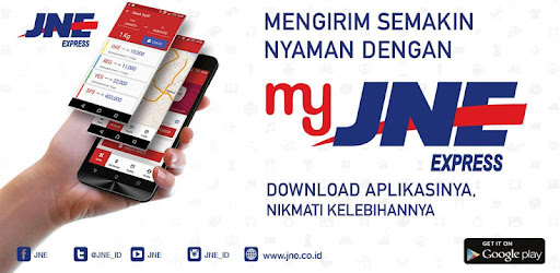 My JNE - Apps on Google Play