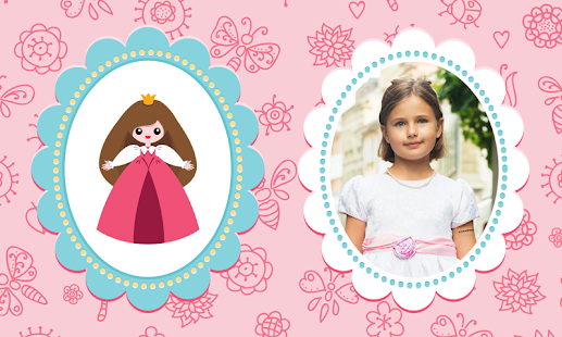 Little Princess Photo Frames - náhled