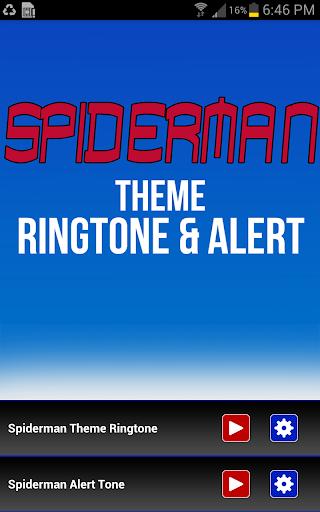 Spiderman Ringtone