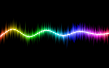 Photo: HD Wallpapers - Desktop: Wave of Sound