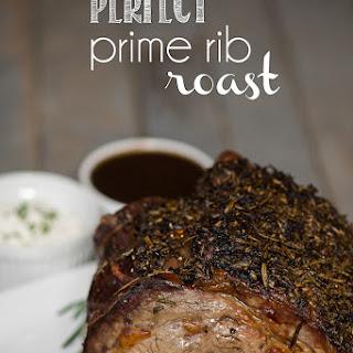 Perfect Prime Rib Roast