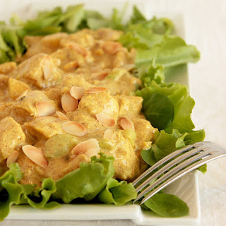 The Original Coronation Chicken.