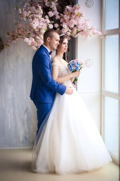Свадебный фотограф Анна Жукова (annazhukova). Фотография от 15.01.2019