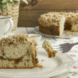 Cake Mix Coffeecake