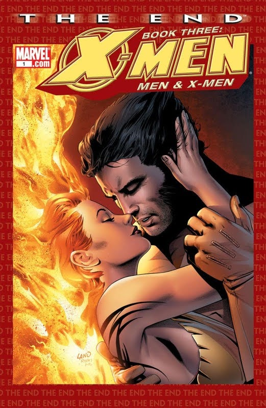 X-Men: The End: Book 3: Men & X-Men (2006) - complete