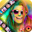 Happy Holi Video Maker 2021 icon
