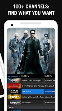 pluto tv android tv apk