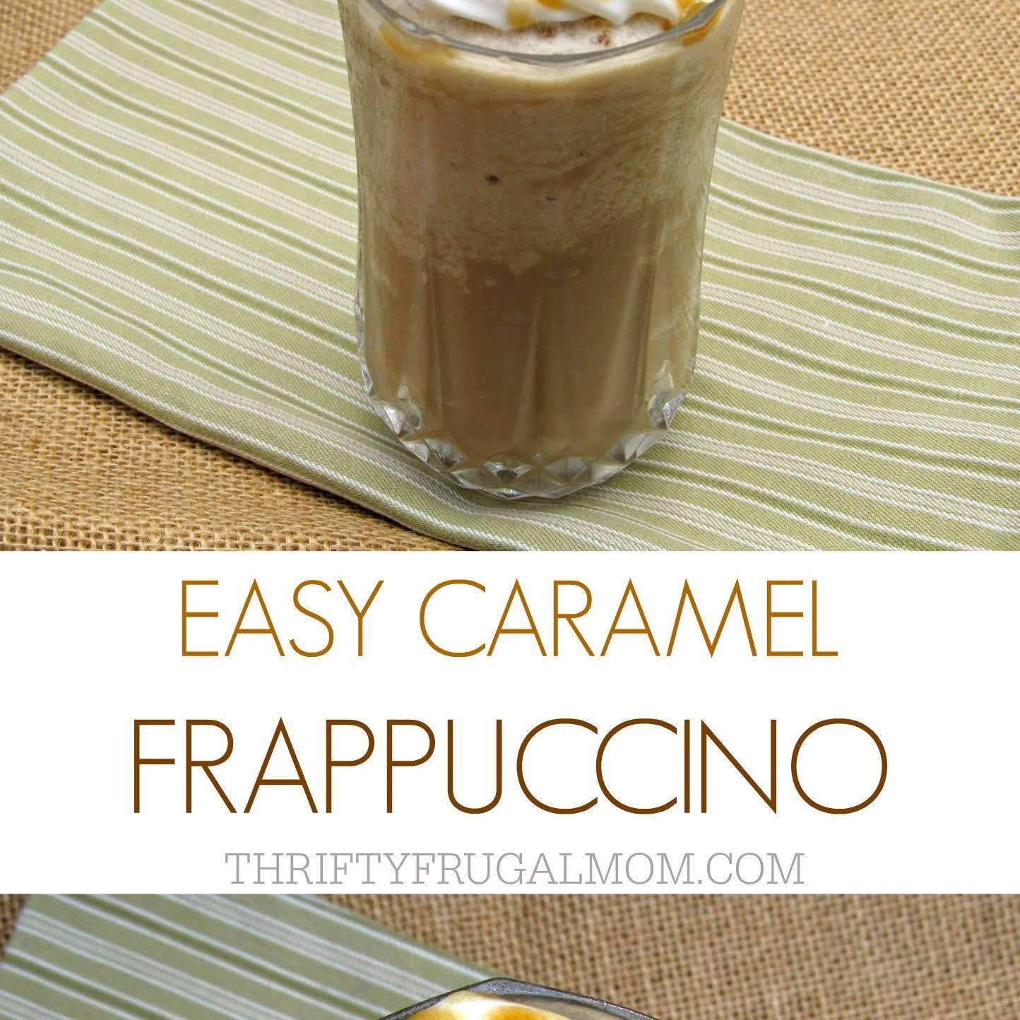 Mcdonalds Caramel Iced Frappe Recipe | Dandk Organizer