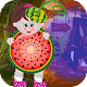 Kavi Escape Game 536 Watermelon Girl Rescue Game APK