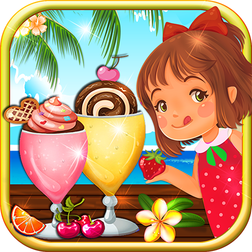 アイスクリームシェイク食品メーカー 休閒 App LOGO-硬是要APP