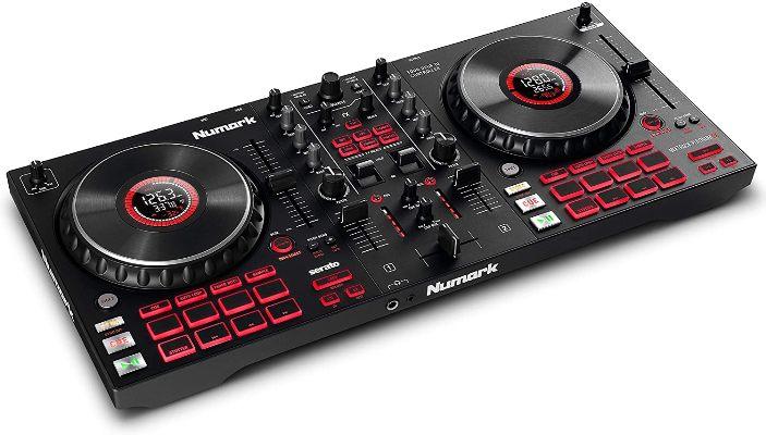Numark Mixtrack Pro Premium DJ Controller