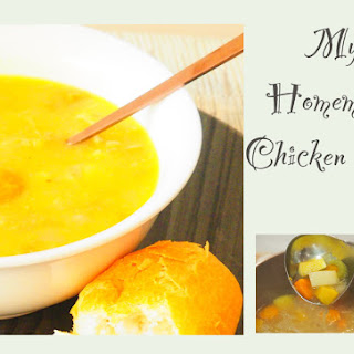 My Homemade Chicken Soup