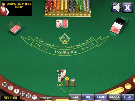 Blackjack Casino 21