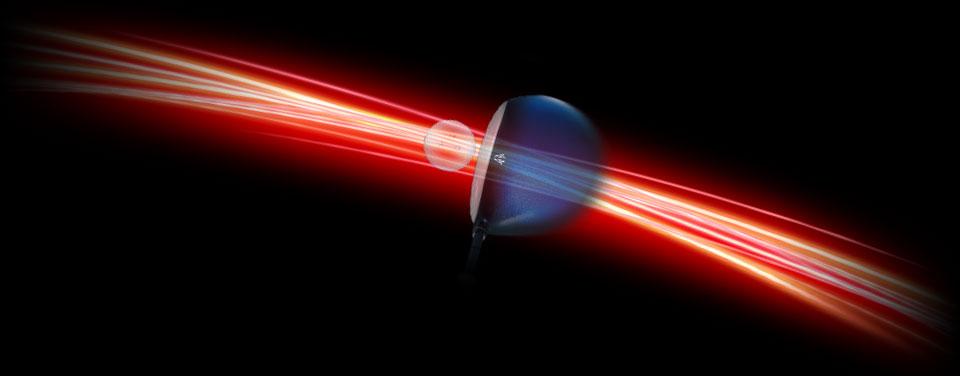 Công nghệ Smart Impact Shaft của gậy Driver