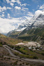 Photo: Between Gondla and Thandi, Manali-Leh Highway, Himachal Pradesh, Indian Himalayas