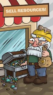 SWIPECRAFT - Idle Mining Game - náhled