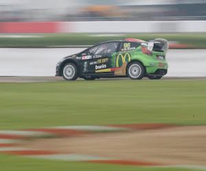 Deux Belges au départ du rallycross de Spa-Francorchamps