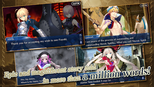 Fate/Grand Order MOD APK [Instant Win/Damage] 2