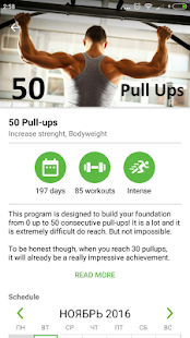 App StayFit workout trainer APK for Windows Phone