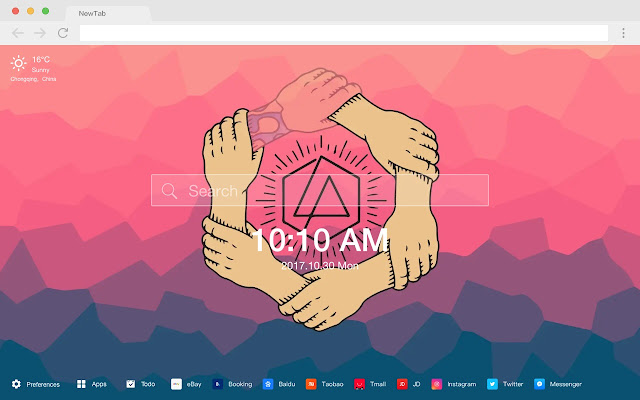 Linkin Park New Tabs HD Bands Themes