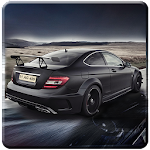 C63 Driving Simulator Icon