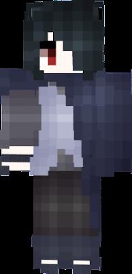 Sasuke Last Nova Skin - Skin para minecraft pe de sasuke