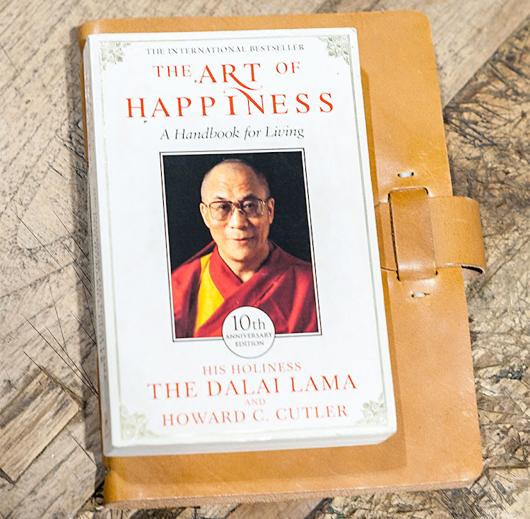 'The Art of Happiness' by the Dalai