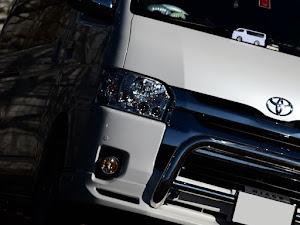 ハイエースバン TRH216K 4WDのカスタム事例画像 🥚とむとむ🥚【SSBO】さんの2020年01月11日08:50の投稿