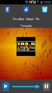Ativa FM - Itaqui - náhled