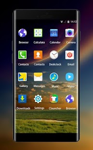 Theme for Samsung Galaxy S Duos HD - náhled