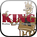 King Heating & Cooling icon