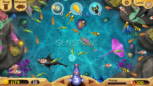 Fish Game - Fish Hunter - Daily Fishing Offline screenshots 2